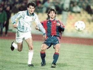 ЦСКА-Барселона 1992 г.